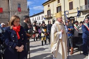Norcia: celebrata festa S. Benedetto: Mons. Boccardo (CEU) piu' impegno per ricostuzione