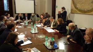"""Tavolo della concertazione riunito. Marini """"linee guida in favore imprese e lavoro"""""""