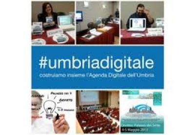 Agenda digitale, lunedì 18 incontro su evoluzione Rete Gps-Umbria