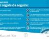 Coronavirus: il decreto di ieri sera; punto per punto: Le 10 regole da seguire