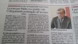 Aeroporto: conferenza stampa per annuncio voli.....Malta e Catania tutto l'anno. Parte Milano -Linate