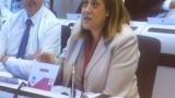 Ue: Marini a comitato europeo regioni su proposta bilancio 2021-2017: risorse adeguate per politiche coesione e agricola