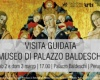 Visite guidate gratuite alla scoperta collezioni d'arte di Palazzo Baldeschi a Perugia