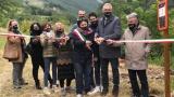 Marche: Ceriscioli a Bolognola per l'inaugurazione 'Fitness 1070' percorso nel cuore dei Sibillini