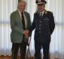 Procuratore Corte dei Conti incontrano vertici e personale GDF Umbria