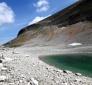 Lago di Pilato: acque in calo, per il cambiamento climatico e per il terremoto; analisi ISPRA