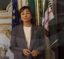 Presidente Tesei in visita ufficiale a Terni