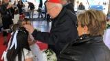 Messa per operatori spettacoli viaggianti: 4 bambine hanno ricevuto il sacramento della cresima e quattro bambine la prima comunione