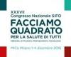 Aperto Congresso SIFO: Pres. Cattaneo