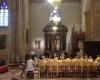 In Duomo celebrata Festa di Maria e 25/mo sacerdozio vescovo  Giulietti