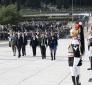 Celebrazioni a Trieste della Giornata Unita' d'Italia e Forze armate